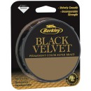 "Леска плетеная BERKLEY ""VELVET"" 0.08mm (110m)(10.1kg)(черная)"