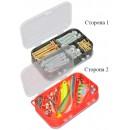 Коробка AQUATECH 2-сторонняя, 10 ячеек (A2510)