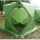 "Палатка зимняя куб ""FISHPROFI"" 2-х местная (160х160х180см) (HW-3850)"