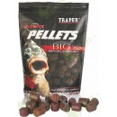 Pellets EXP  Strawberry-Fish (Пеллетс прикормочный 12мм Земляника-Рыба) 1кг.