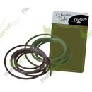 Силиконовая трубкаPelzer Silicone Tube 1,0 mm зеленая (38542020)
