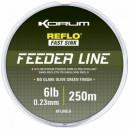 KORUM FEEDER LINE Леска рыболовная 0,23мм. 250 м. (KFLINE/6)