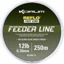 KORUM FEEDER LINE Леска рыболовная 0,30мм. 250 м. (KFLINE/12)