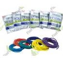 HOLLO ELASTIC LIGHT BLUE №9 Резина для штекерного удилища №9 (HEL09)