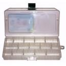 Коробка рыбака fisherbox 216sh (22х12х02)  slim (25.01.03/1)