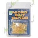 PRESTON BAIT BANDS MICRO (100) Латексные колечки для крепления насадки к крючку (PBB/MIC)