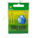 """Светлячок """"Blue Fish Bulb"""" 3,0 x 25 мм (2 шт. в упаковке) (Blue Fish Bulb/3,0 x 25 m)"""