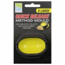 "QUICK RELEASE METHOD MOULD- XL Уплотнитель для прикормки ""NEW METHOD"" (QRMM/XL2)"