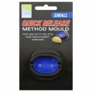 "QUICK RELEASE METHOD MOULD SMALL Уплотнитель для прикормки ""NEW METHOD"" (QRMM/S2)"