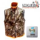 Жилет флис. Norfin Hunting REVERSABLE VEST PASSION/ORANGE 01 р.S (724001-S)