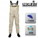 Полукомбинезон забродный Norfin WHITEWATER р.XS (91244-XS)
