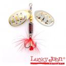 Блесна вращающаяся Lucky John BONNIE BLADE 00 02.7г 002 в блистере (LJBB00-002)