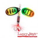 Блесна вращающаяся Lucky John BONNIE BLADE 00 02.7г 008 в блистере (LJBB00-008)