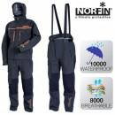 Костюм демисезонный Norfin Pro DRY GRAY 01 р.S (514101-S)
