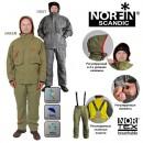 Костюм демисезонный Norfin SCANDIC GRAY 01 р.S (6141001-S)