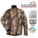 Куртка Norfin Hunting THUNDER PASSION/BROWN двухстор. 01 р.S (720001-S)