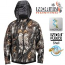 Куртка Norfin Hunting THUNDER STAIDNESS/BLACK двухстор. 01 р.S (721001-S)