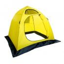 Палатка рыболовная зимняя Holiday EASY ICE 210х210 жел. (H-10461)
