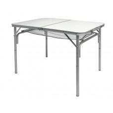 Стол складной Norfin GAULA-M NF алюминиевый 90x60 (NF-20306)