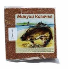 Макуха Казачья, жмых 450г(уп.9 куб.) шоколад (jmyih-shokolad)