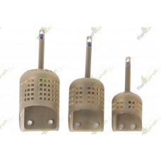 ELASTICATED BODY STICKY FEEDER -L  Кормушка фидерная для пелетс сетчатая  25г (PFSE/L25)