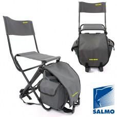 Стул-рюкзак Salmo BACK PACK с карманами (H-2068)