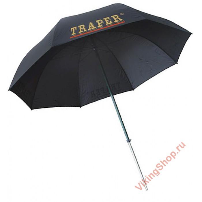 Зонт рыболовный 250см ТРАПЕР (68018). Всегда ждем Вас в нашем магазине! В
