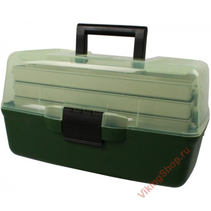 ящик для рыбалки 3 полки