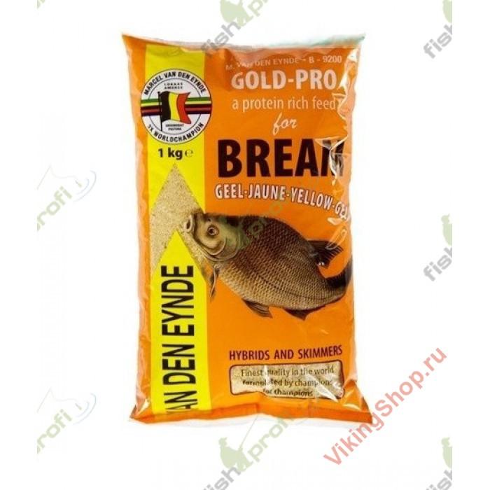 прикормка gold mix